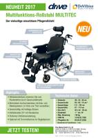 Neuware Multifunktionsrollstuhl Rollstuhl Pflegerollstuhl Baden-Württemberg - Stockach Vorschau