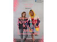 Tick Tock Vintage Presents: The Vintage KILO SALE! Friday 24th November - Saturday 25th November
