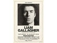 Liam Gallagher Manchester Lancashire Cricket Ground (Old Trafford) Ticket