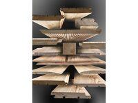 Siberian Larch Cladding/Decking/Flooring/Construction Timber