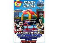 FAMILY FUNDAY *** FREE ENTRY