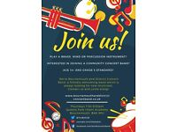 Join Bournemouth and District Concert Band