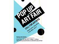 Pop Up Art Fair