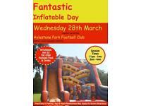Fantastic Bouncy castle Day Saffron Lane