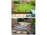 LANDSCAPING,DRIVEWAYS,SECURITY POSTS,CANOPY'S,GARDENS,FENCING,PONDS,DECKING. TRUSTED LOCAL BUSINESS