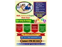 Tuition in Bakersfield - Excellent Tutoring in Maths, Science & English, SATs, GCSE, Entry Test