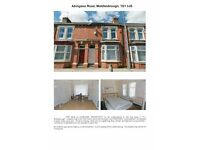 three bedroom for sale £105 000 or nearst offer