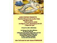 Amie's Mystical Masquerade Party (Ladies Only)