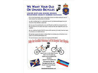 STABILISERS WANTED ( VOICES 4 VETERANS )