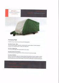 Caravan Winter Cover