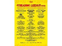 Reading Festival - Weekend Tickets