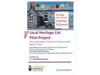 Local Heritage List