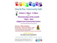 Stay and Play Community Cafe