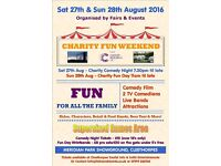 Cleethorpes Charity Fun Weekend in aid of Cancer Research UK