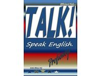 English grammar and pronunciation book: 'TALK! Speak English - Proficiency'