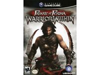 Prince of Persia: Warrior Within - Nintendo GAMECUBE PAL- Complete LIKE NEW £10