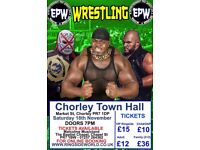WRESTLING TICKETS ***