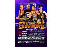 American Wrestling Live - Dunfermline