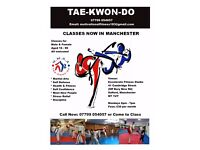Kick Your Way Fit - Adult Tae-Kwon-Do Class in Manchester