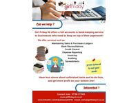 Do you need help with your Book keeping and Payroll? Could Girl Friday NI help?