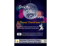 Strictly Come Celebrate!
