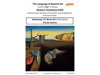 The Genious of Dalí - Session 5 of the series: The Language of Spanish Art