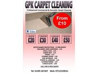 South Wales best priced carpet cleaner