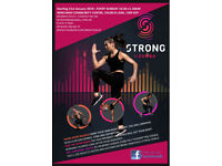 STRONG by Zumba Class Northwich
