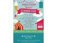 Ferring Funtime Summer Fair 1st July 2017 11am-2pm
