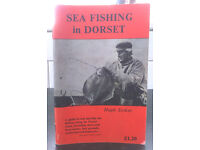 Sea Fishing in Dorset autographed by Hugh Stoker