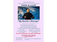 Self Healing | Holistic | Traditional Chinese | Alternative | Paida Lajin Seminar & Workshop