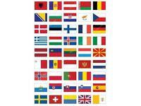 Language swap exchange Intercambio My Ingles Your Espanol Spanish Italian Latvian Polish Hungary chk