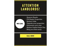 LANDLORDS we can GUARANTEE your rental income!