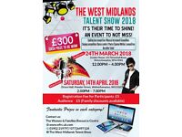 The West Midlands Talent Show 2018