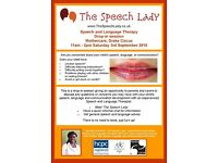 The Speech Lady - Speech and Language Therapy drop-in