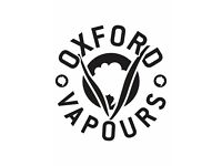 Part time shop staff required - Oxford - 16 hours minimum P/W