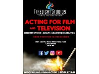 Professional Acting for Film and Television