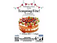 Local Actors required for cast for amateur production of comedy Tempting Fete