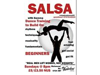 Salsa Classes with Gemma
