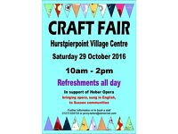 Craft Fair in Hurstpierpoint