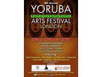 8th Annual Yoruba Arts Festival