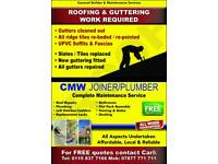 Joiner and plumber C&G since 1990