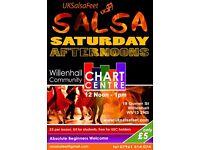 Willenhall Beginners Salsa Classes (saturday)