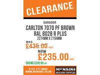 Garador - Carlton Brown 7070 PF
