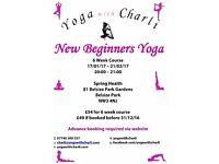 Beginners Yoga Course - Belsize Park