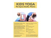 Kids Yoga Classes in Thame