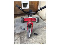 Child's raleigh tricycle - excellent condition, suitable for 2 - 3 year old