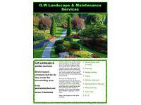 G.W Landscape & Maintenance Services