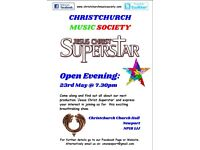 Jesus Christ Superstar Open Evening