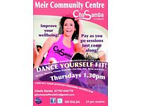 ChaSamba Classes @Meir Community Centre